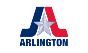 city of arlington tx flag