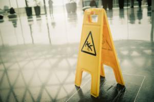 Slip-Caution-Sign