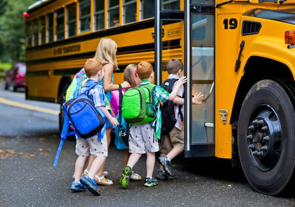 kids school bus